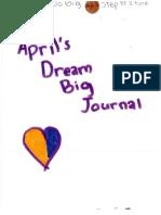 Dream Big Day Journals - WELA