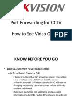 Port Forwarding for CCTV v2.0_131226