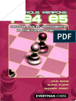 Dangerous Weapons 1 e4 e5 - Emms, Flear, Greet