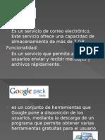 Exposicion Google 2