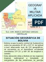 Geografia Militar Aplicada1