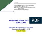 PEC1 2014-15 Soluciones