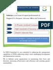 Company Services Profile