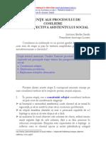 Consilierea in Asistenta Sociala. Modulul II