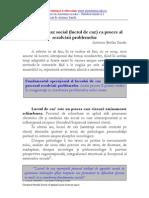 Consilierea in Asistenta Sociala. Modulul III