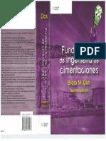 Fundamentos de Ingenieria de Cimentaciones - Braja M. Das
