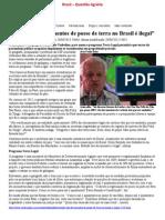 Textos Sobre Questão Agrária No Brasil.2015