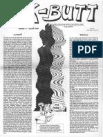K-BUTT. Välzische Pfolxzeitung. Nr. 17