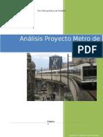 Proyecto Metro de Medellin