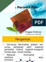 Sel Surya Perovskite