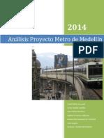 Proyecto Metro del Valle de Aburrá