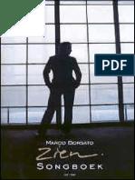Marco Borsato - Zien Songboek