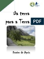 Dossier de Apoio_Da Terra Para a Terra_2012-2013