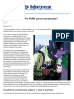 Cambiando de SMAW a FCAW Con Auto-protección (1)