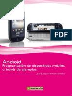 Android Programacion Para Dispositivos Moviles