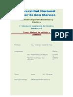 Informe2 Divisor de Voltaje y Corriente