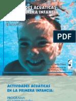 ActividadesAcuáticas_PrimeraInfancia Maria Del Castillo