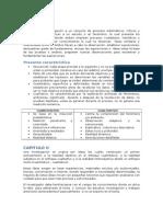 METODOLOGIA DE LA INVESTIGACION RESUMEN CAP 1,2,3