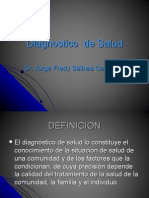 Diagnostic Ode Salud