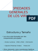 2. Propiedades Generales Virus