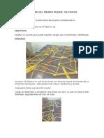 INFORME COMPORTAMIENTO ESTRUCTURAL DEL FIDEO