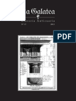 Catalogo La Galatea n17-2012