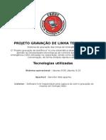CProjeto Gravacao Linha Telefonica