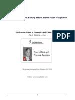 Huerta de Soto - Economic Recessions, Banking Reform and the Future of Capitalism