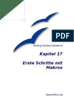 OpenOffice - Handbuch - Kapitel 17