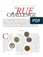 CAP Challenge Coins History