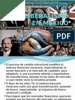 El Neoliberalismo en México
