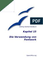 OpenOffice - Handbuch - Kapitel 15