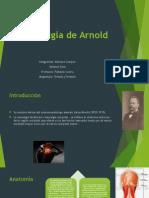 Neuralgia de Arnold