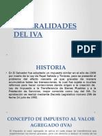 Generalidades Del IVA