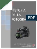 La Historia de La Fotografía