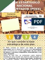 Plan Estartegico Nacional Exportador (Penx)