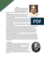 Biografía de Filósofos