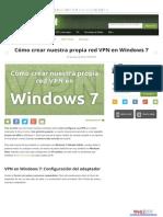 Xatakaon Manual de VPN