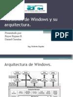 Versiones de Windows y Su Arquitectura