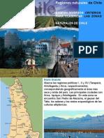 Zonas Naturales de Chile