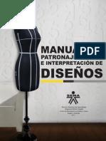 Manual de Patronaje Básico - Sena