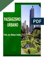 Paisagismo Urbano