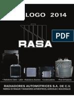 Catalogo Radiadores 2014 2