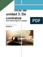 MODELO de CONTRATOS MI-2015- Evidencia de Aprendizaje Unidad Tres