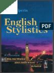 Galperin i r Stilistika Angliiskogo Yazyka