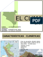 CHAVARRY - EL CLIMA.pptx