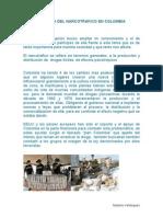 Historia Del Narcotrafico en Colombia