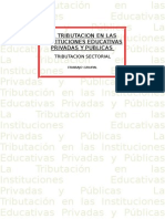 Instituciones Educativas - Privadas y Publicas