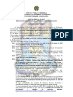Edital PRG 13-2015 Ing Grad 2015.2 -EAD