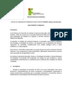 Edital n.o 089 2013 - Revista Praxis Saberes Da Extensao
